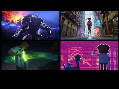 Imágenes de 'Love, Death & Robots'