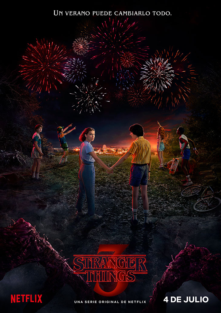 Póster de Stranger Things 3