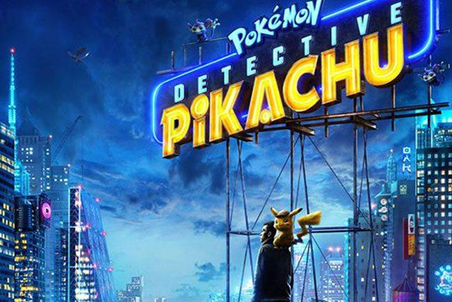 Pokémon Detective Pikachu destacada