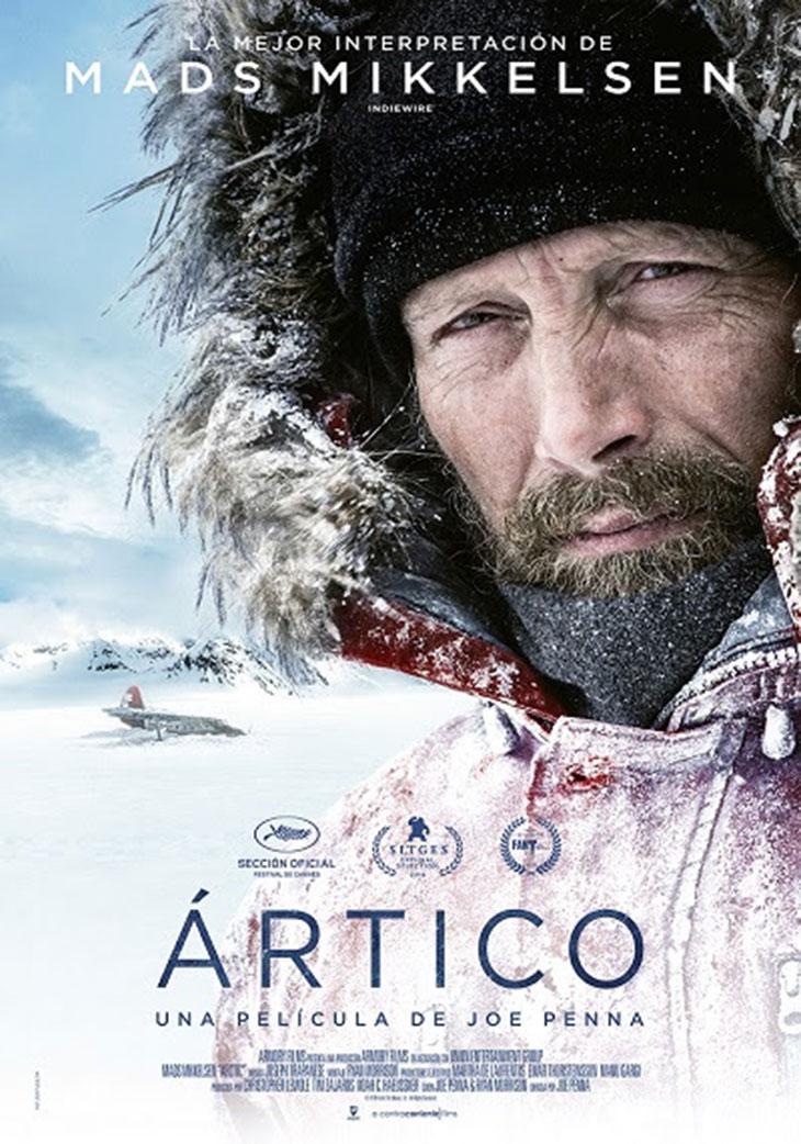 Póster de Ártico