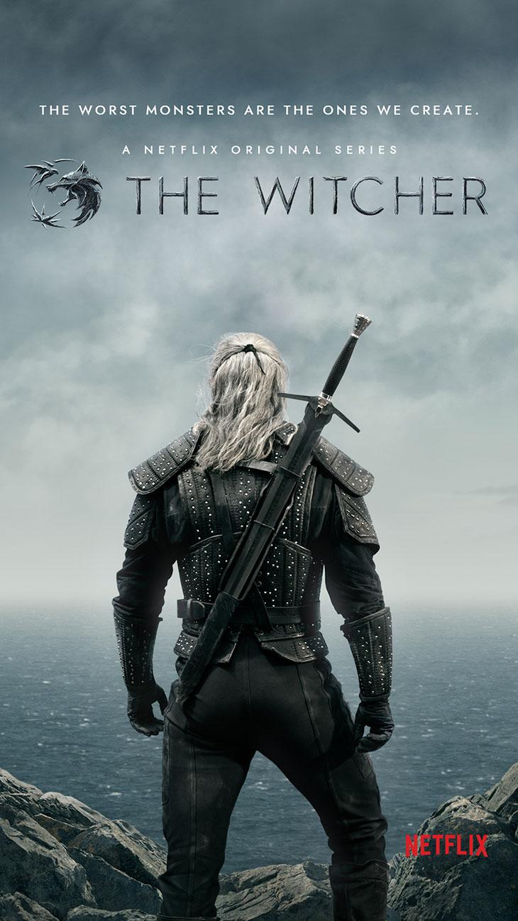 Póster de The Witcher