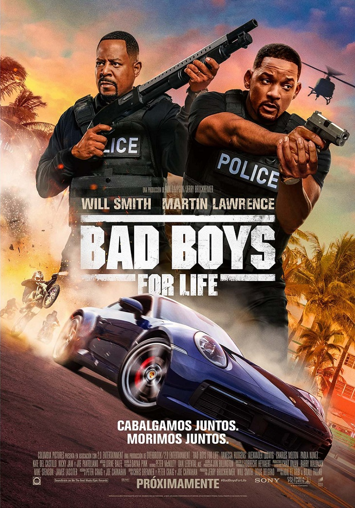 Póster de Bad Boys for life