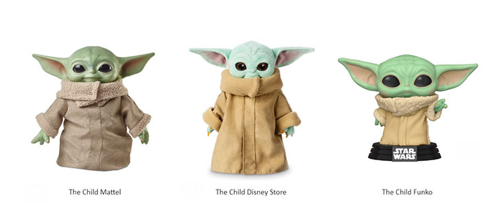Por fin Baby Yoda (The Child) ¡estará a la venta!| Noche de Cine