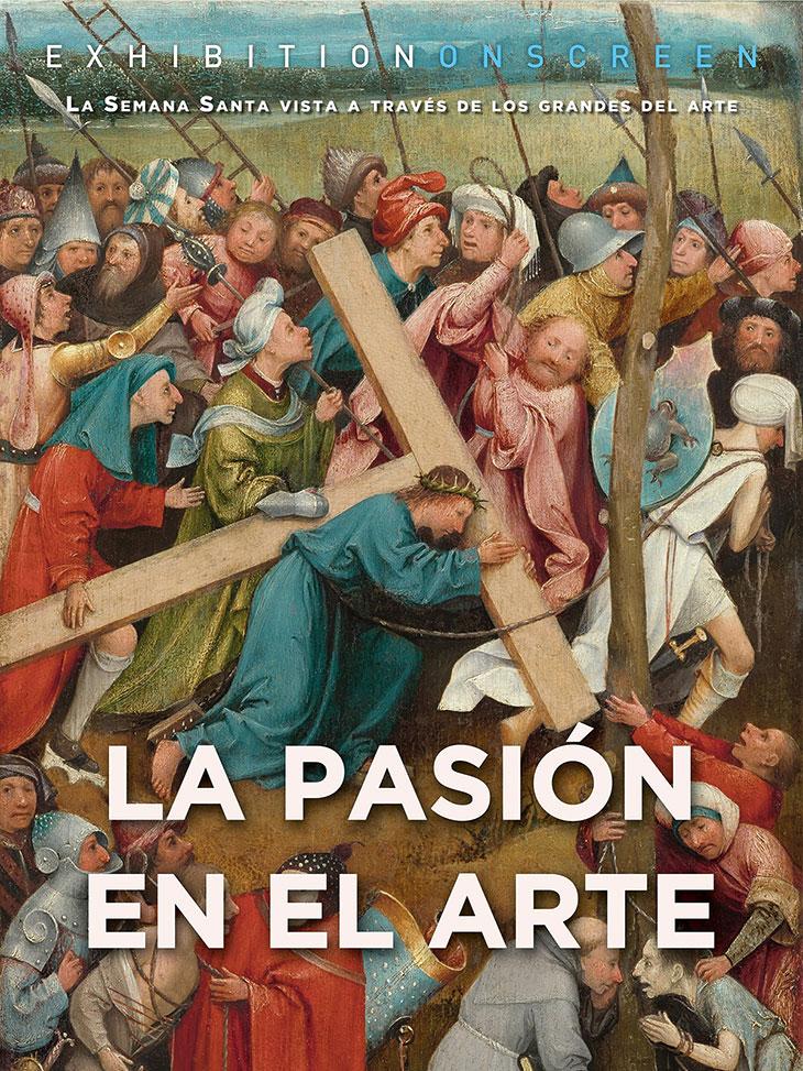 Póster de La pasión en el arte