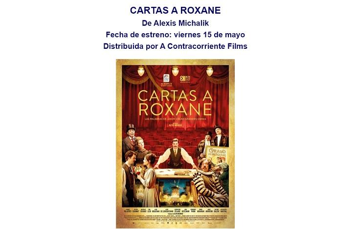 Ficha de Cartas a Roxane