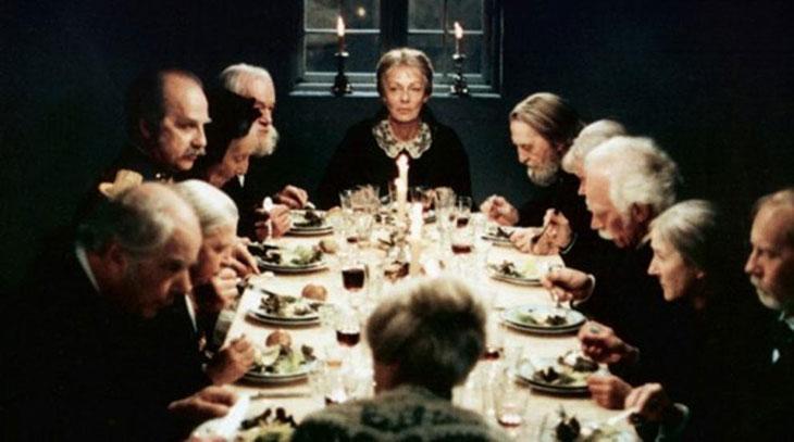 Una imagen de El festín de Babette
