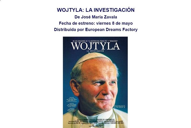 Ficha de Wojtyla: La investigación