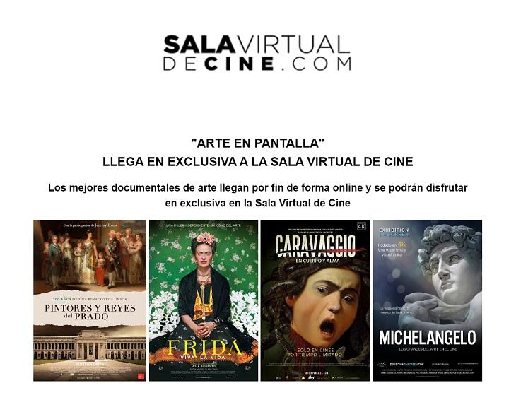 estrenos de Arte en Pantalla
