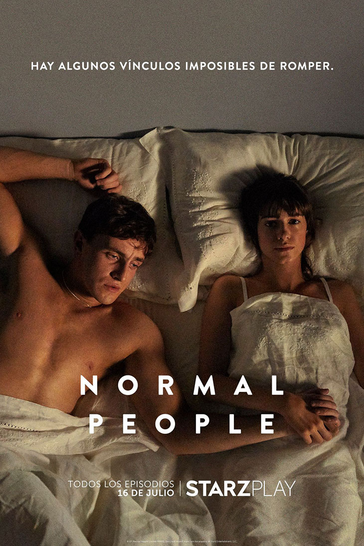 Póster de Normal People