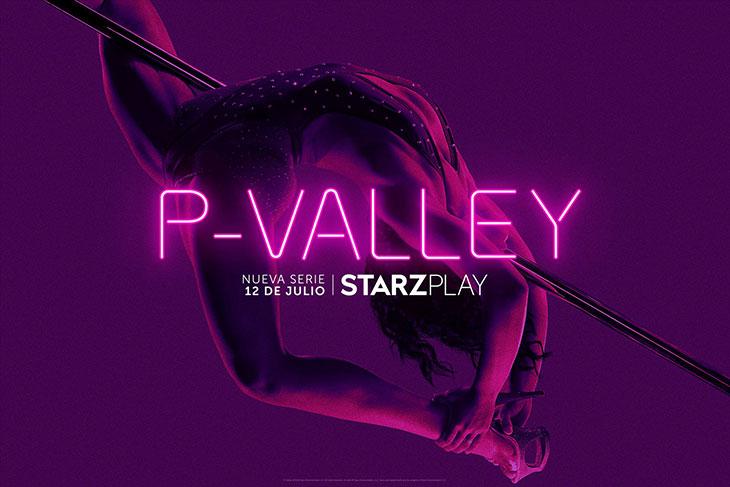 Póster de la serie P-Valley