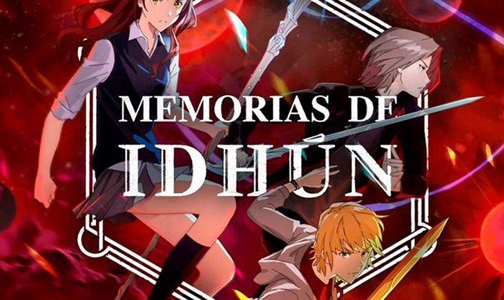 Póster de Memorias de Idhún