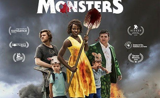 Póster de Little Monsters destacada