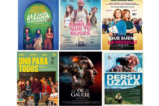Estrenos de A contracorriente films destacada