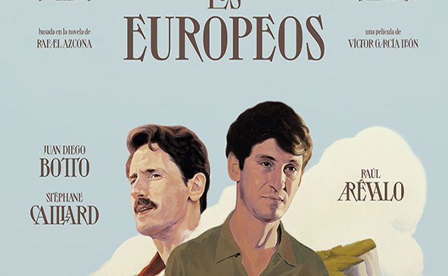 Póster de los Europeos destacada
