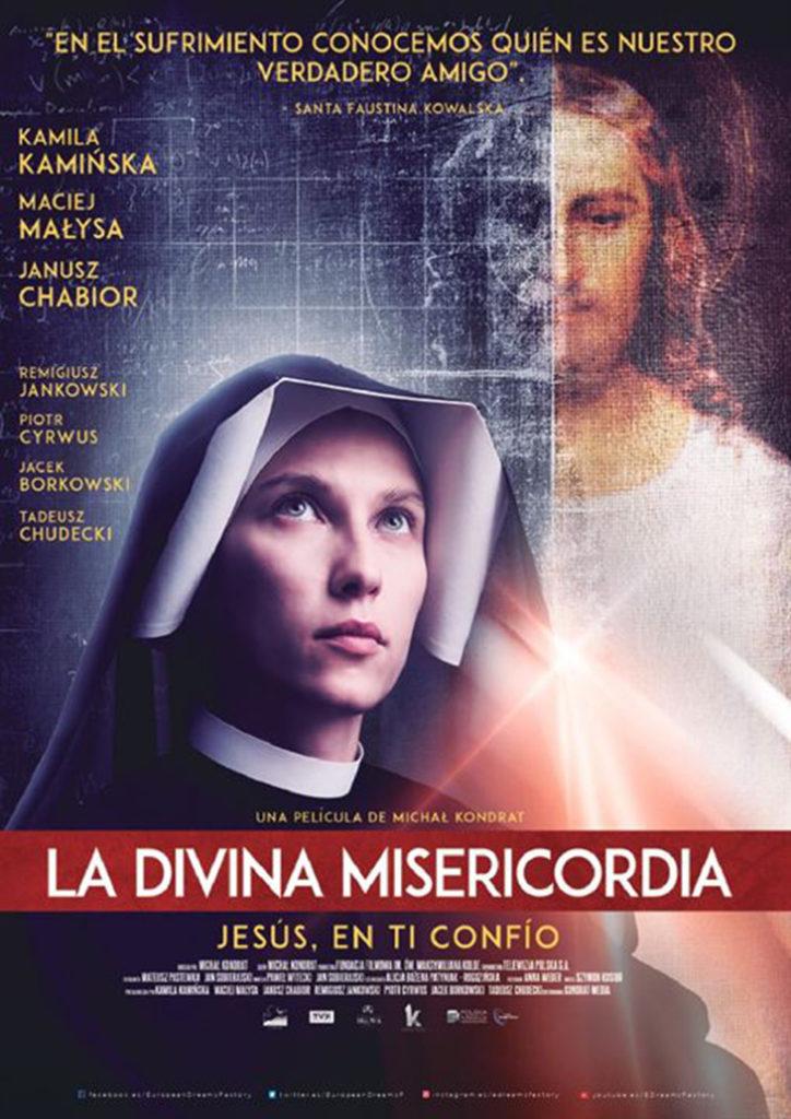 Póster de la película La divina misericordia