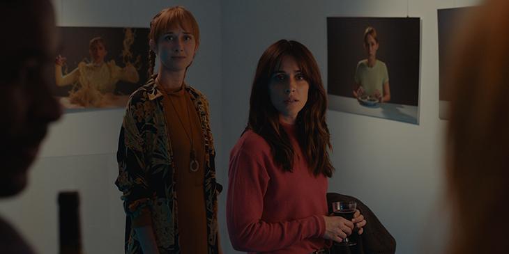Una imagen de la película 'El arte de volver'