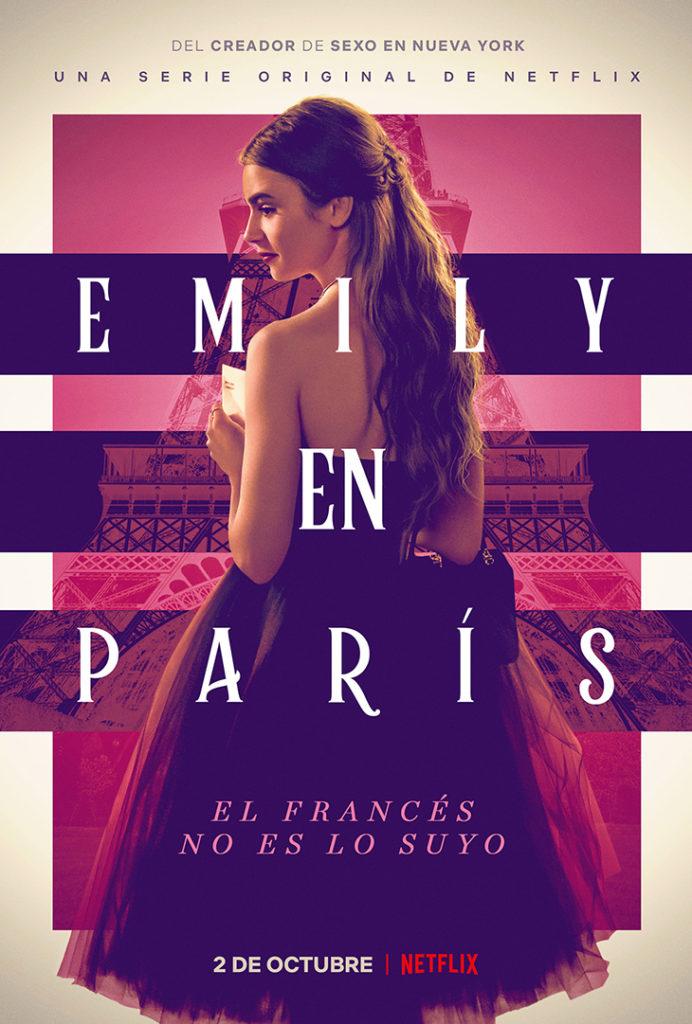 Póster de Emily en París
