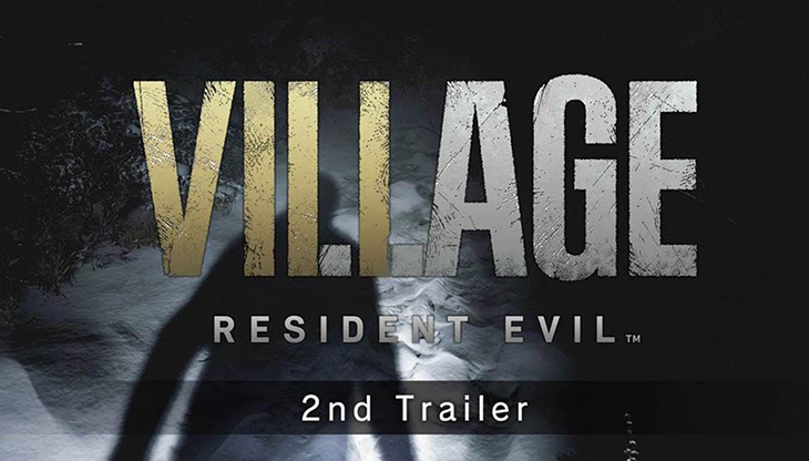 Imagen promocional del tráiler de Resident Evil: Village