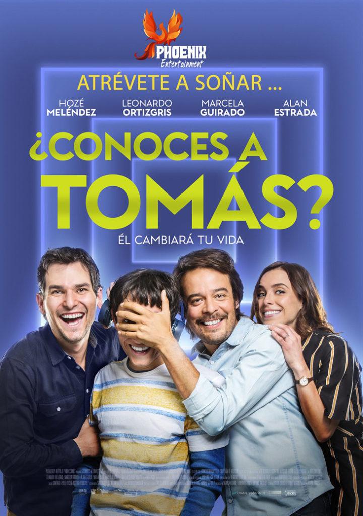 Póster de la película '¿Conoces a Tomás?'