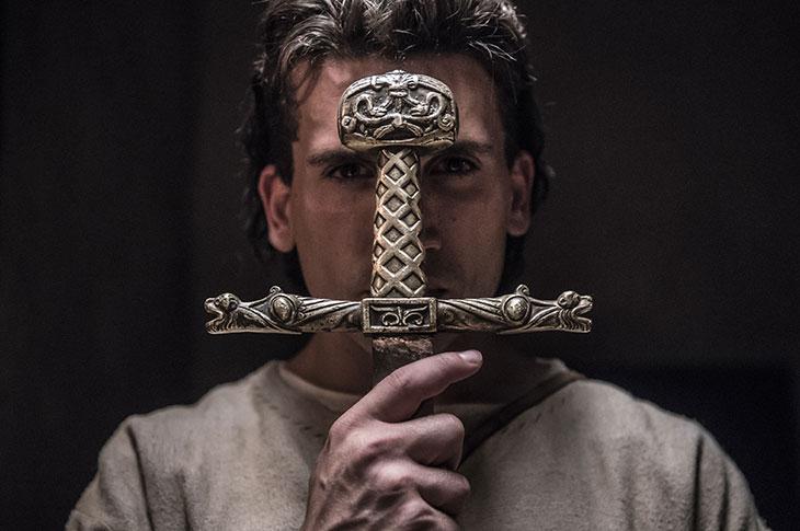 Una imagen de la Serie 'El Cid'