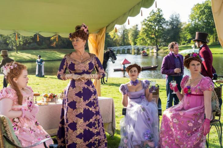 Los Bridgerton: la serie de Shonda Rhimes para Netflix tiene fecha de estreno