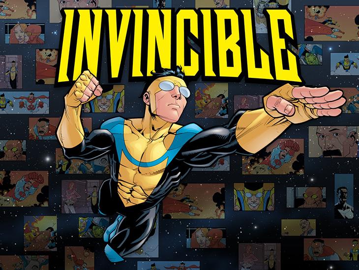 Invincible llega como serie a Amazon