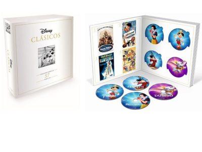Pack de clásicos Disney destacada