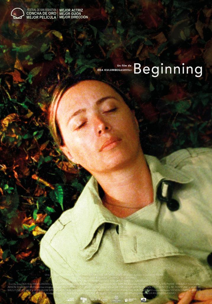Póster de la película Beginning