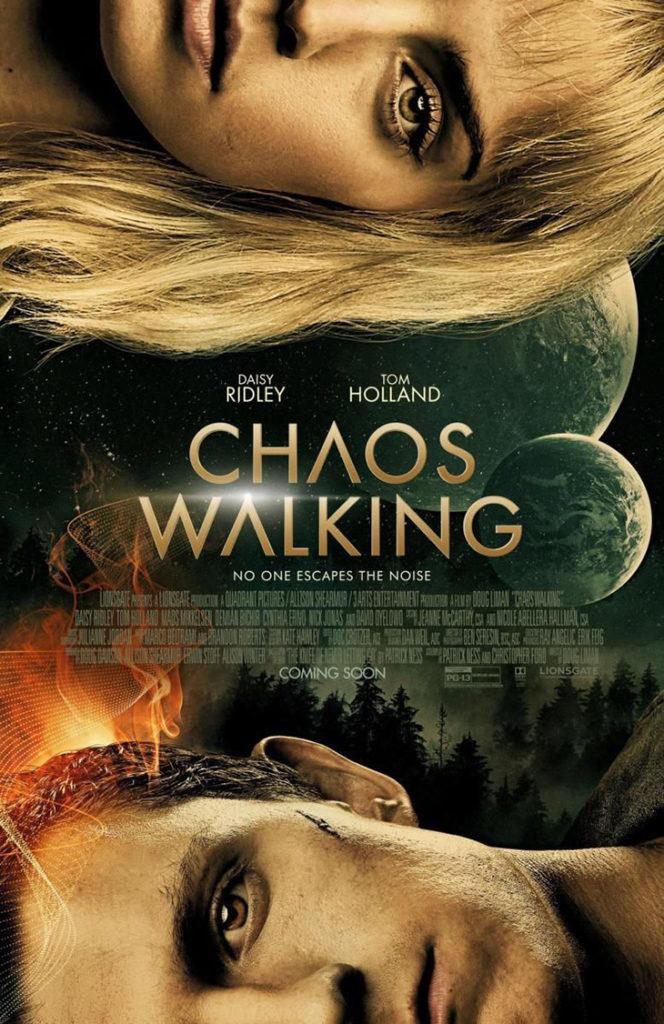 Póster de la película Chaos Walking