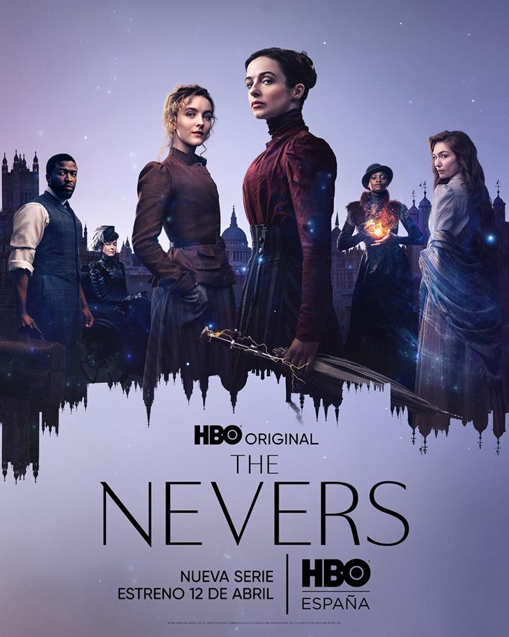Póster de la serie 'The Nevers'