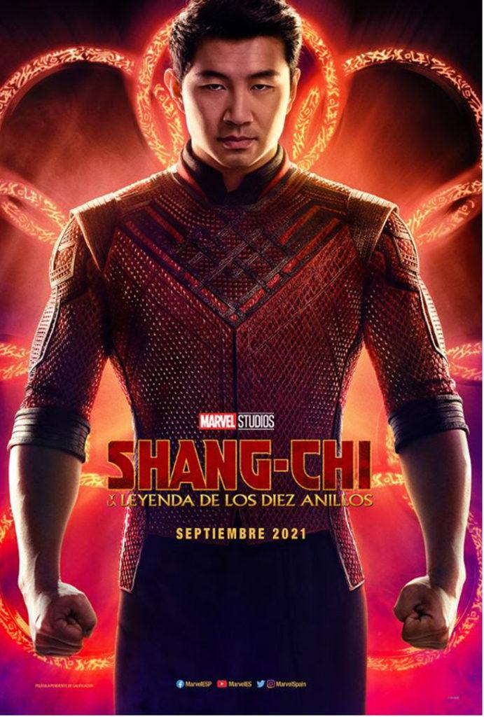 Póster de Shang-Chi