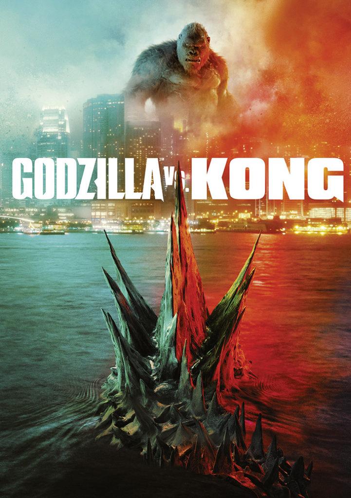 Póster de Godzilla vs Kong