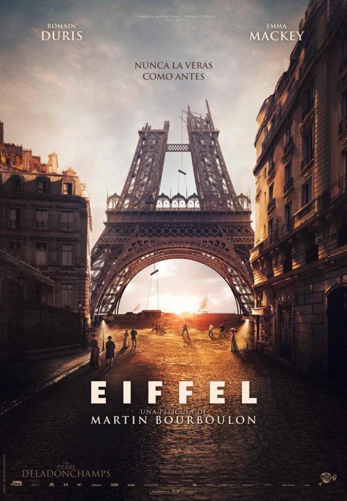 Póster de la película 'Eiffel'