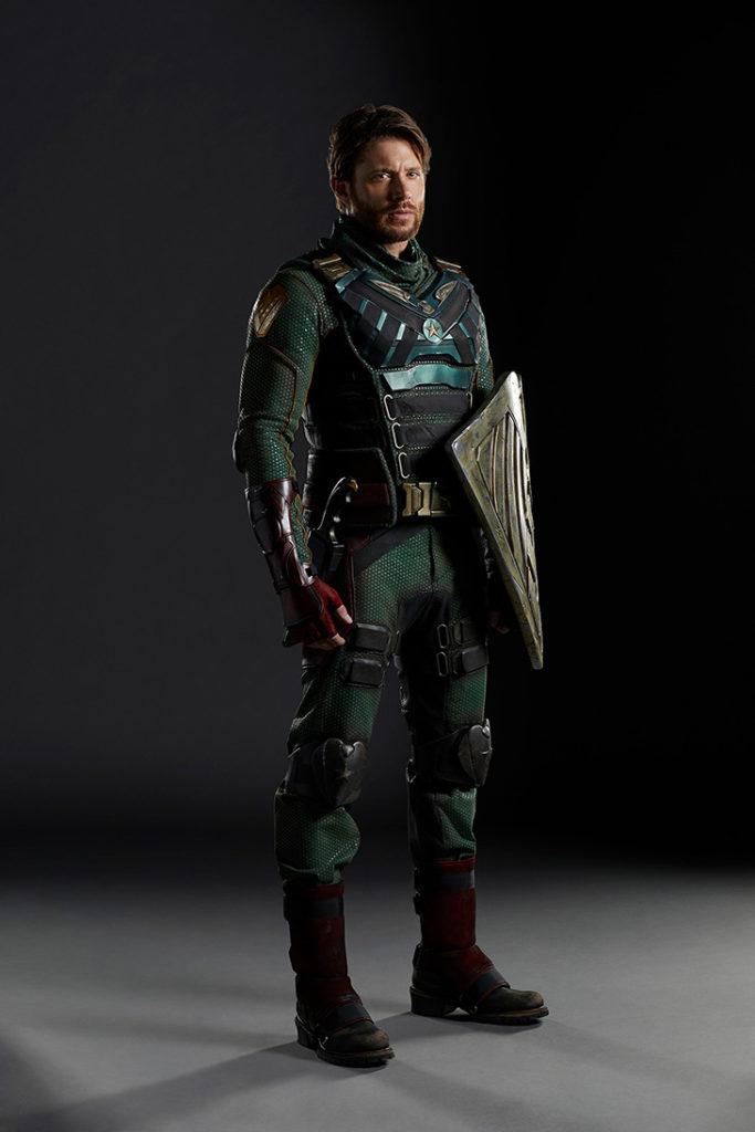 Primera imagen oficial de Jensen Ackles como Soldier Boy