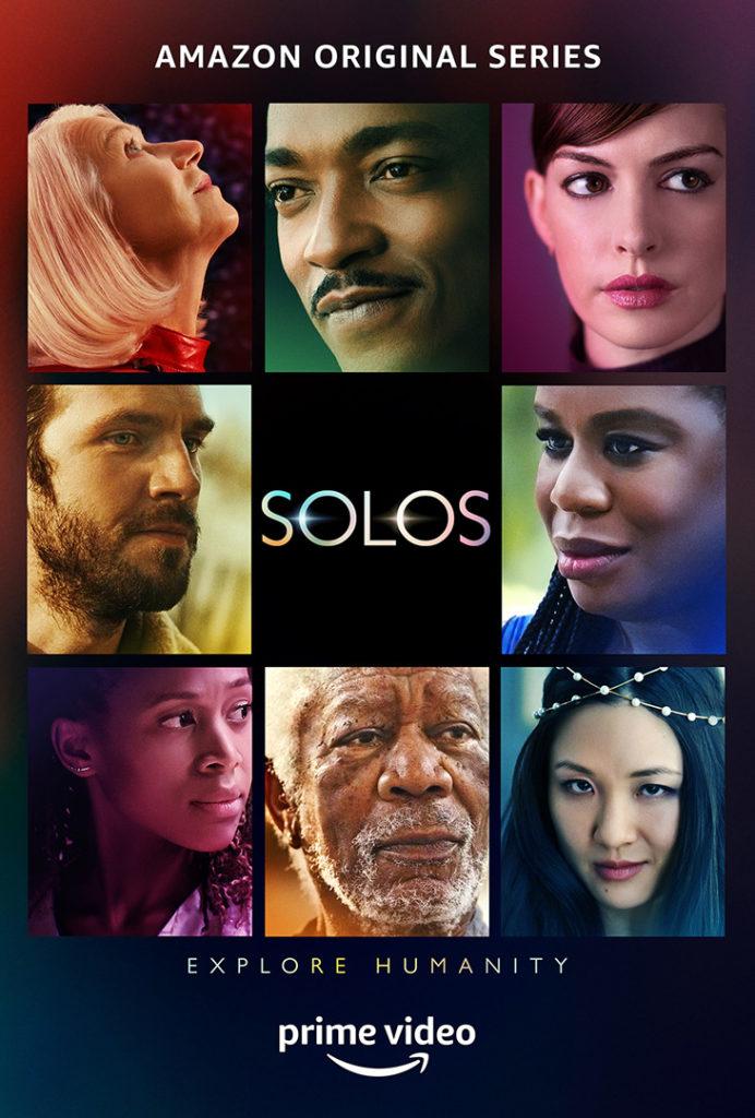 Póster de la serie de Amazon 'Solos'