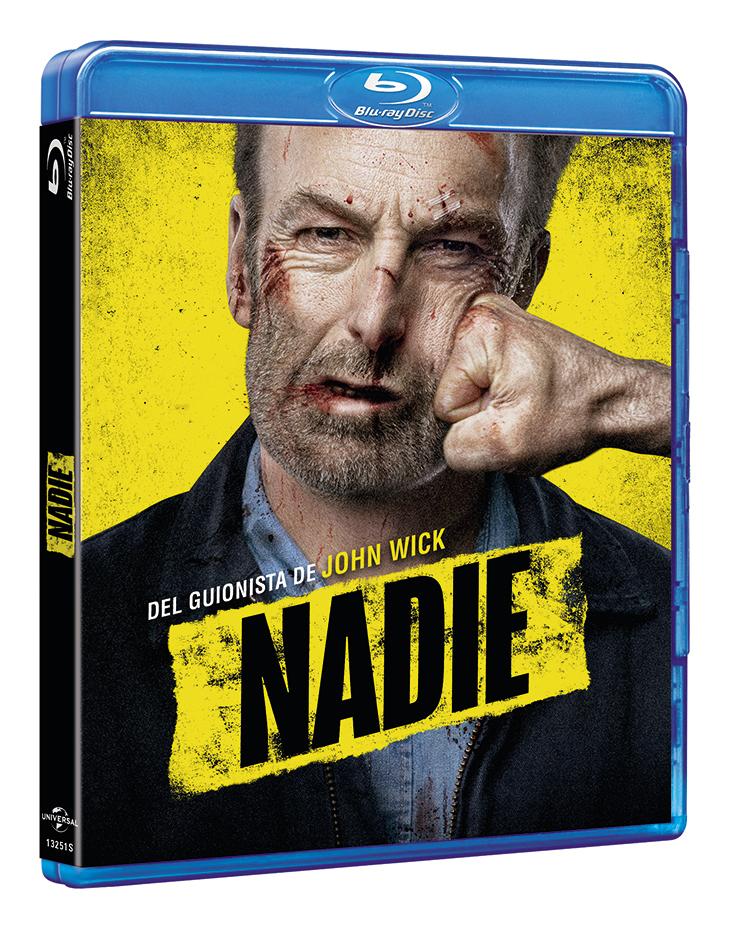Carátula del BD de 'Nadie (Nobody)'