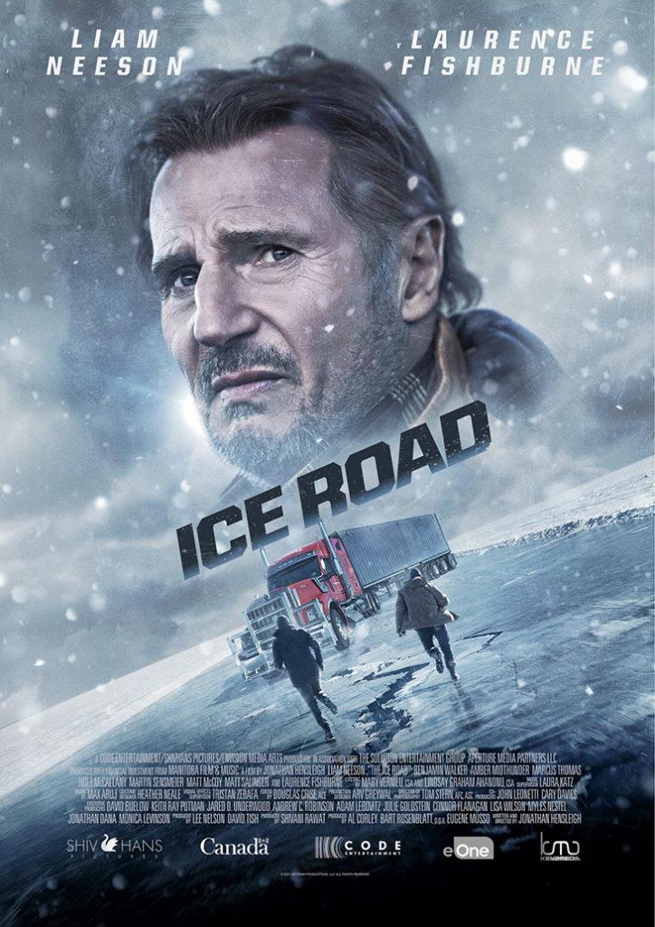 Póster de la película Ice Road