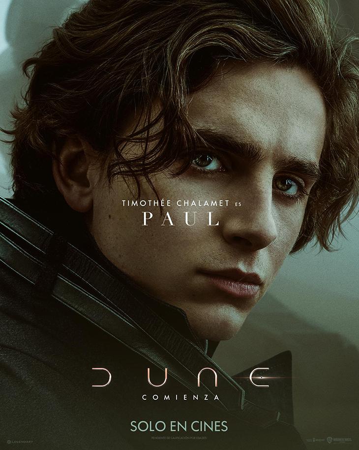 Póster de la película Dune