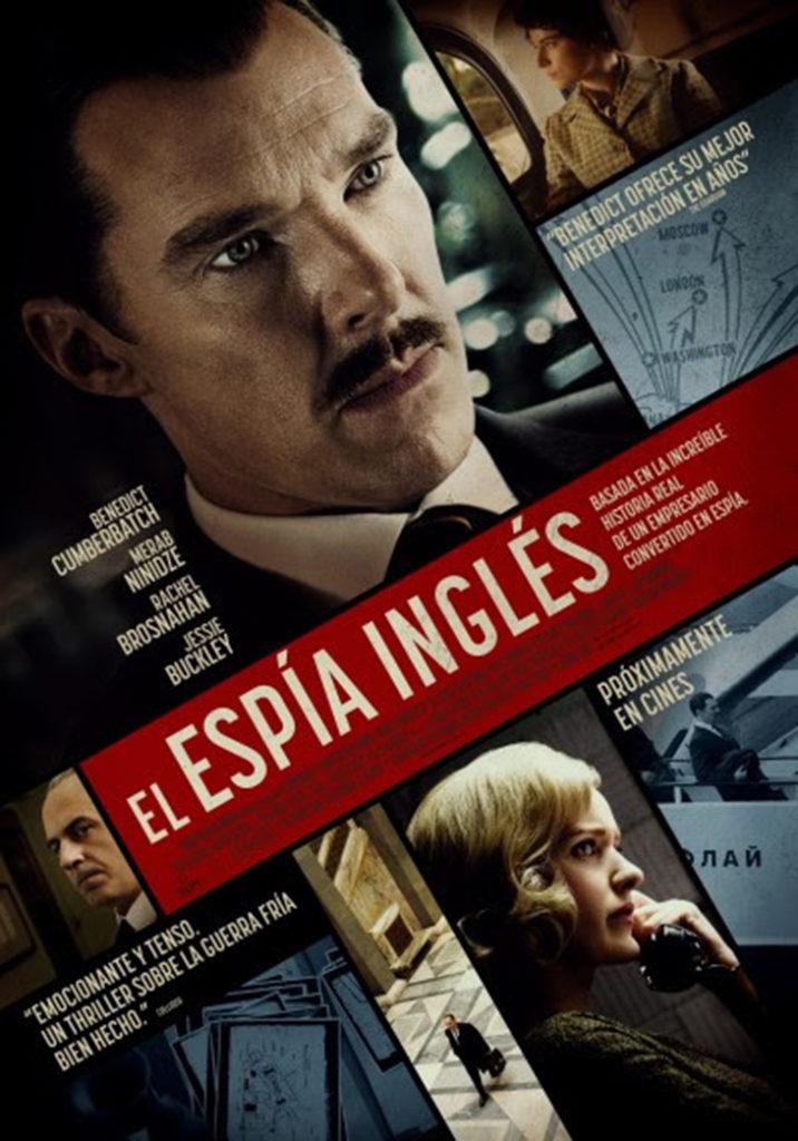Póster de la película El espía inglés